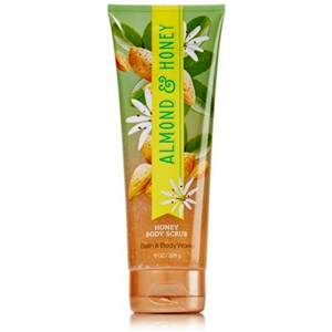 Bath & Body Works Almond and Honey Body Scrub