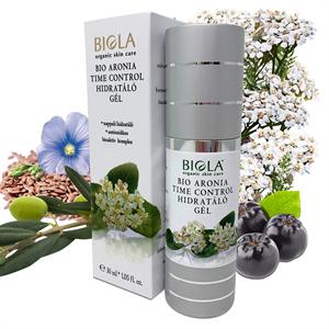 Biola Bio ArÓnia Time Control Hidratáló Gél