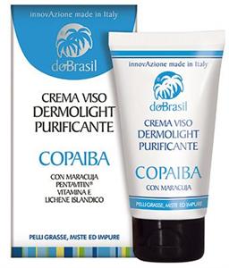 doBrasil Copaiba Dermolight Tisztító Arckrém