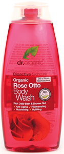 dr. Organic Rózsa Tusfürdő