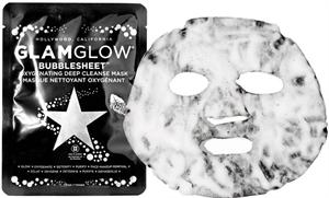 GlamGlow Bubblesheet Oxigenating Deep Cleanse Mask