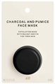 H&M Arcmaszk Fáradt Bőrre - Charcoal and Pumice