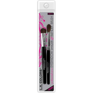 L.A. Colors Eyeshadow Shader & Blender Brush