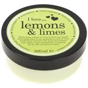 I love... Lemons & Limes Testápoló Vaj