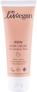 LivVegan Enjoy Body Creme