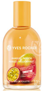 Yves Rocher Smoothe Mango-Passion Fruit Eau De Toilette