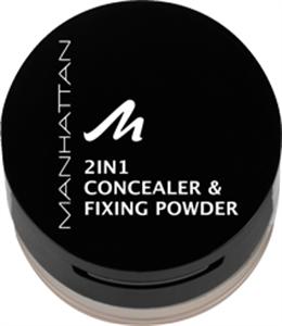 Manhattan 2in1 Concealer & Fixing Powder