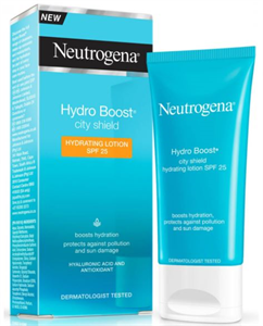 Neutrogena Hydro Boost City Shield Hidratáló Krém