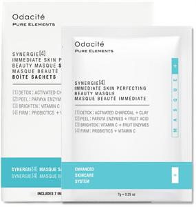 Odacité Synergie [4] Azonnali Bőrtökéletesítő Szépség Maszkcsomag