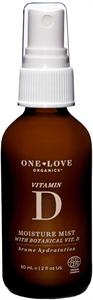 One Love Organics D-Vitaminos Hidratáló Arcpermet