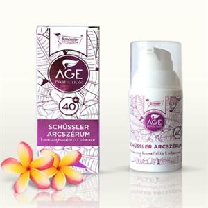 Schüssler Age Protection1 Arcszérum 40+