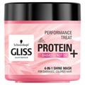 Schwarzkopf Gliss Protein+ Babassu Olaj Hajápoló Maszk
