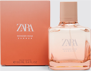 Zara Wonder Rose Summer EDT
