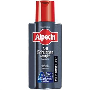 Alpecin A3 Aktiváló Sampon Korpásodás Ellen