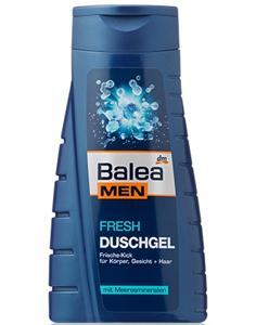 Balea Men Fresh Tusfürdő és Sampon