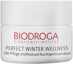 Biodroga Perfect Winter Wellness 24h Feszesítő és Hidratáló Krém