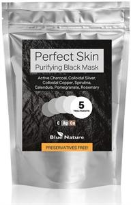 Blue Nature Perfect Skin Purifying Black Mask