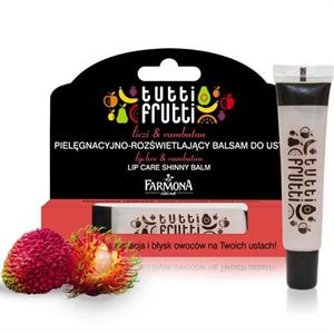 Farmona Tutti Frutti Lychee & Rambutan Ajakbalzsam