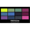 Freedom Makeup Pro 12 Szemhéjpúder Paletta - Chasing Rainbows