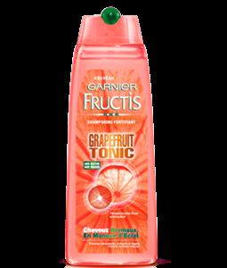 Fructis Grapefruit Tonic Sampon