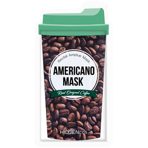 HIDDENcos Americano Mask