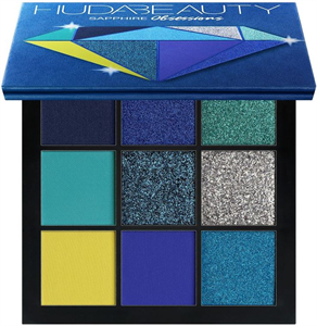 Huda Beauty Sapphire Obsessions Palette