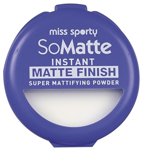 Miss Sporty So Matte Instant Matte Finish Powder