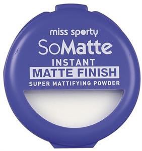 Miss Sporty So Matte Instant Matte Finish Powder