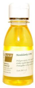 MM Gold Bio Hidegen Sajtolt Mandulaolaj