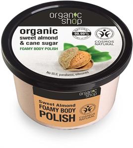 Organic Shop Édes Mandula Testradír