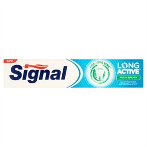 Signal Long Active Fresh Breath Fogkrém