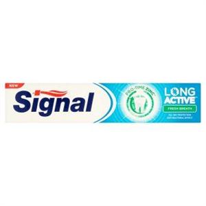 Signal Long Active Fresh Breath Fogkrém