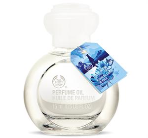The Body Shop Fidzsi-Szigeteki Lótuszvirág Parfüm Olaj