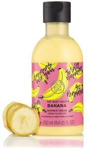 The Body Shop Banános Tusfürdő