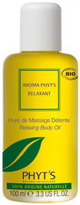 Aroma PHYT'S Relaxant - Relaxáló bio testápoló és masszázsolaj