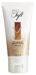 Avon Skin So Soft Kézkrém Ásványi Anyagokkal