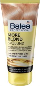 Balea Professional More Blond Világosító Hajbalzsam