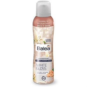 Balea White Gloss Deodorant