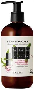 Oriflame Beautanicals Revitalizáló Tusolózselé