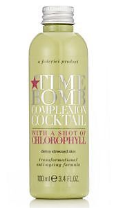Time Bomb Complexion Coctail with A Shot Of Chlorophyll