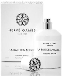 Hervé Gambs La Baie Des Anges Cologne Intense