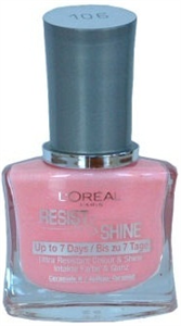 L'Oreal Resist & Shine Körömlakk