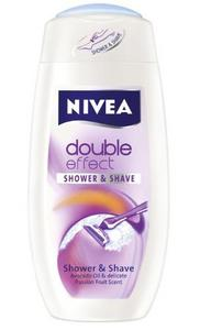 Nive Double Effect Shower&Shave Krémtusfürdő