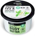 Organic Shop Shea Vaj és Fehér Tea Testvaj