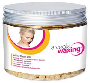 Alveola Waxing Sárga Elasztikus Gyöngy Gyanta