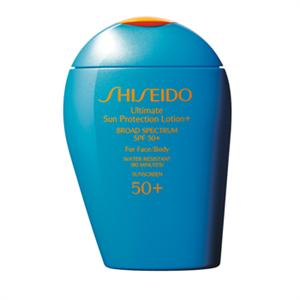 Shiseido Sun Protection Lotion+ 50+