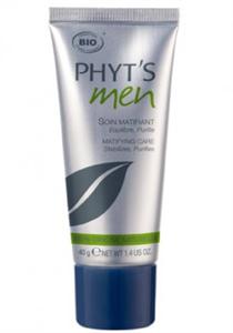 PHYT'S MEN Soin Matifiant - Bio mattító krém zsíros bőrre férfiaknak
