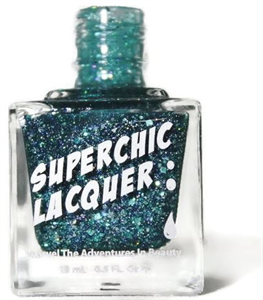 Superchic Lacquer Genuine Diamond Nail Polish