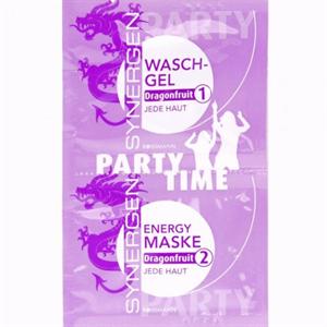 Synergen Party Time Arclemosó Gél + Maszk