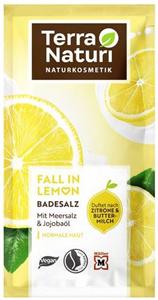 Terra Naturi Fall In Lemon Fürdősó